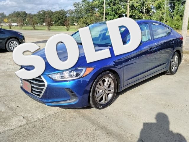 2018 Hyundai Elantra SEL Houston, Mississippi
