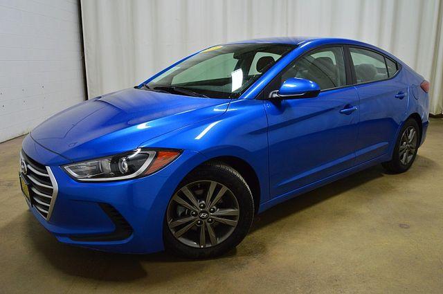 2018 Hyundai Elantra SEL in Merrillville, IN 46410