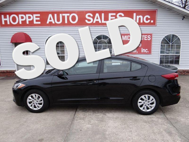 2018 Hyundai Elantra SE   Paragould, Arkansas   Hoppe Auto Sales, Inc. in Paragould Arkansas