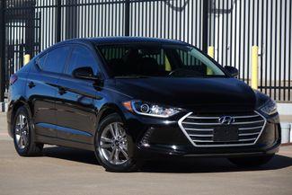 2018 Hyundai Elantra Value Edition* BU Cam* Sunroof* Apple Play* EZ Fin | Plano, TX | Carrick's Autos in Plano TX