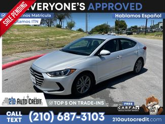 2018 Hyundai Elantra SEL in San Antonio, TX 78237