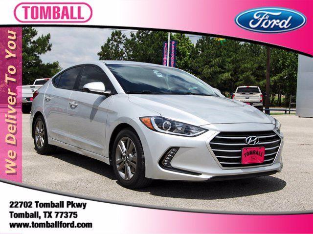2018 Hyundai Elantra Value Edition in Tomball, TX 77375