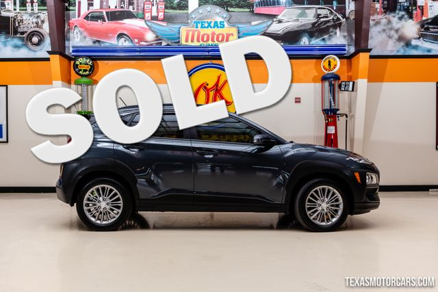 2018 Hyundai Kona SEL in Addison, Texas 75001