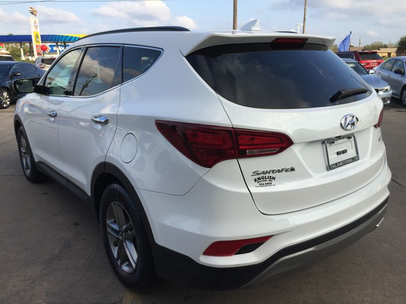 2018 Hyundai Santa Fe Sport 24L  Brownsville TX  English Motors  in Brownsville, TX