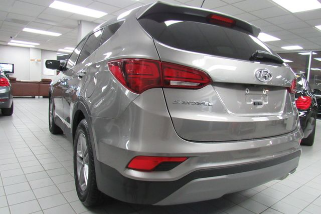 2018 Hyundai Santa Fe Sport 2.4L W/ BACK UP CAM Chicago, Illinois 4