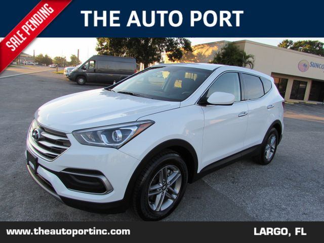 2018 Hyundai Santa Fe Sport 2.4L AWD in Largo Florida, 33773