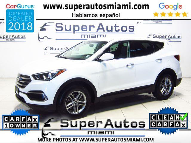 2018 Hyundai Santa Fe Sport 2.4L All-Wheel Drive