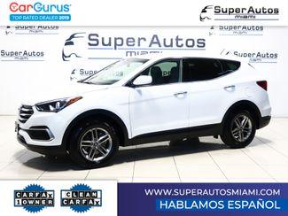2018 Hyundai Santa Fe Sport 2.4L All-Wheel Drive in Doral, FL 33166