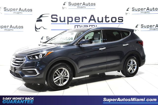 2018 Hyundai Santa Fe Sport 2.4L All-Wheel Drive
