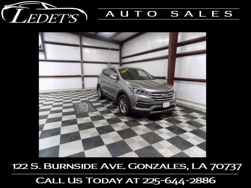 2018 Hyundai Santa Fe Sport 2.4L - Ledet's Auto Sales Gonzales_state_zip in Gonzales Louisiana