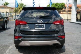 2018 Hyundai Santa Fe Sport 2.4L Hialeah, Florida 4