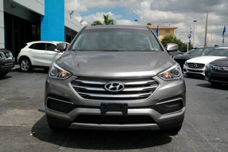 2018 Hyundai Santa Fe Sport 2.4L Hialeah, Florida 1