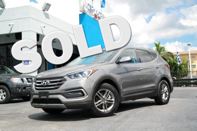 2018 Hyundai Santa Fe Sport 2.4L Hialeah, Florida