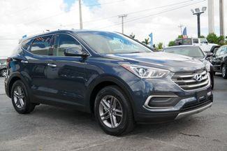 2018 Hyundai Santa Fe Sport 2.4L Hialeah, Florida 2