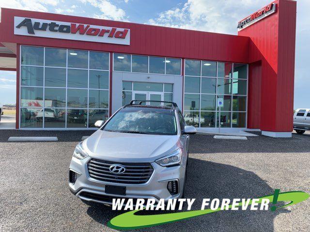 2018 Hyundai Santa Fe Limited Ultimate in Uvalde, TX 78801