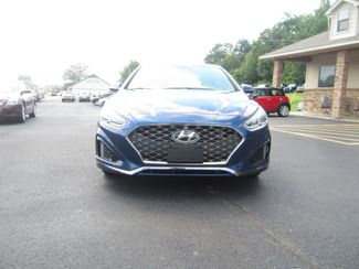 2018 Hyundai Sonata Sport Batesville, Mississippi 4