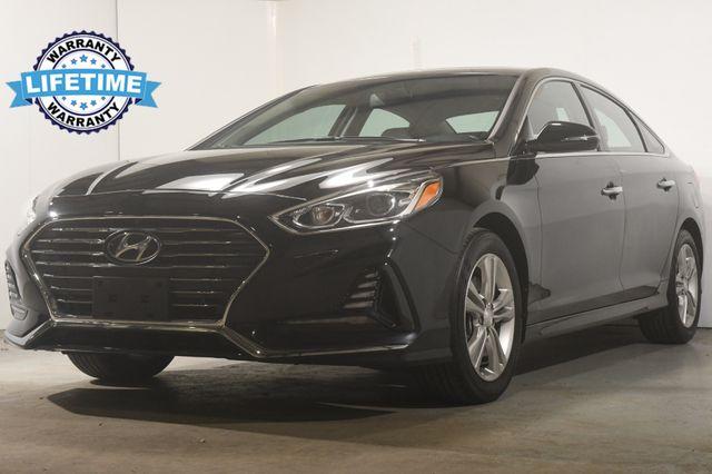2018 Hyundai Sonata Limited w/ Ultimate