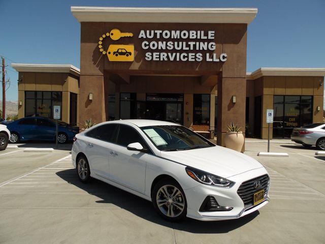 2018 Hyundai Sonata SEL in Bullhead City, AZ 86442-6452