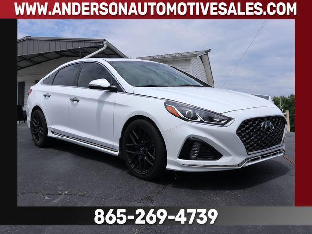 2018 Hyundai Sonata Sport in Clinton, TN 37716