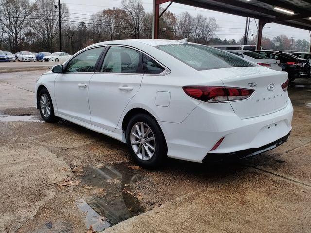 2018 Hyundai Sonata SE Houston, Mississippi 4