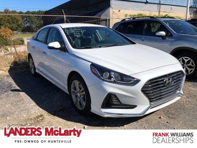2018 Hyundai Sonata SEL | Huntsville, Alabama | Landers Mclarty DCJ & Subaru in  Alabama