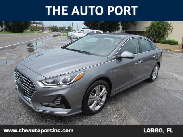 2018 Hyundai Sonata SEL in Largo, Florida 33773