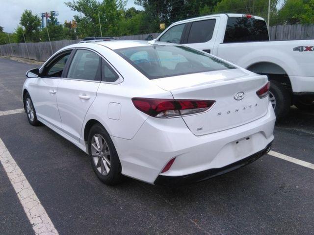 2018 Hyundai Sonata SE Madison, NC 2