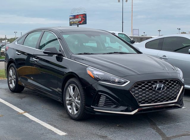 2018 Hyundai Sonata Limited PANO ROOF LEATHER NAVIGATION in Memphis, Tennessee 38115