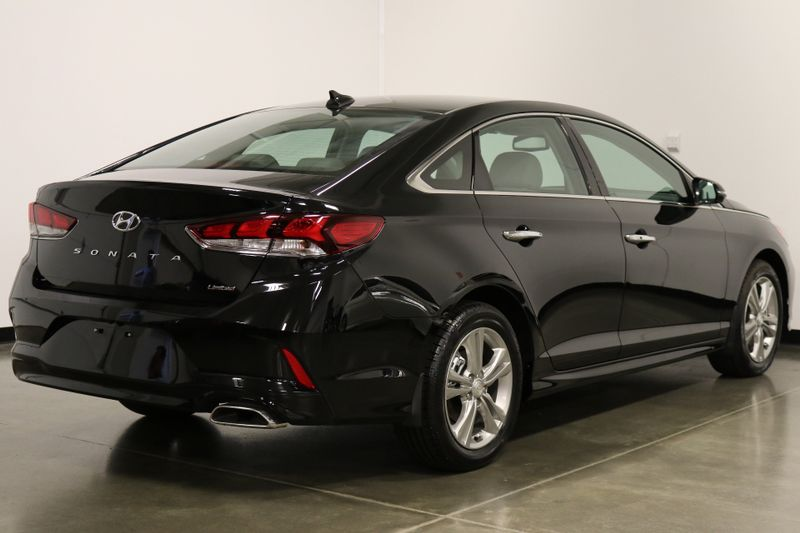 2018 Hyundai Sonata Limited  city NC  The Group NC  in Mansfield, NC