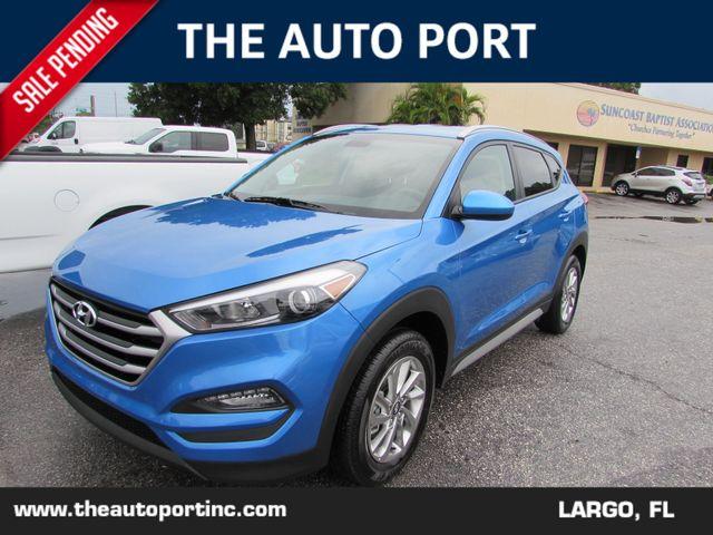 2018 Hyundai Tucson SEL in Clearwater Florida, 33773