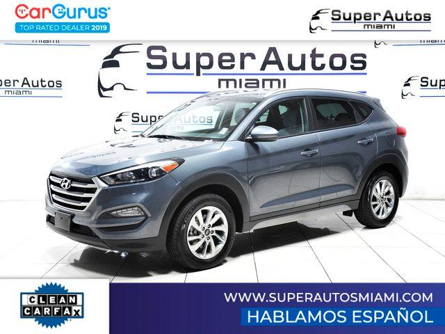 2018 Hyundai Tucson SEL All-Wheel Drive