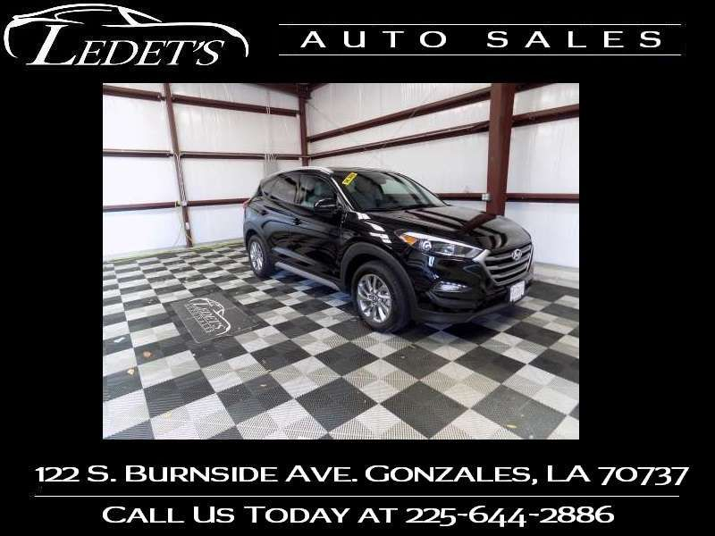 2018 Hyundai Tucson SEL - Ledet's Auto Sales Gonzales_state_zip in Gonzales Louisiana