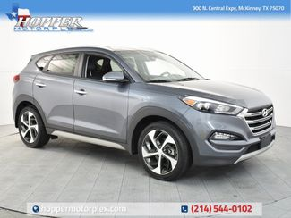 2018 Hyundai Tucson Limited in McKinney, Texas 75070