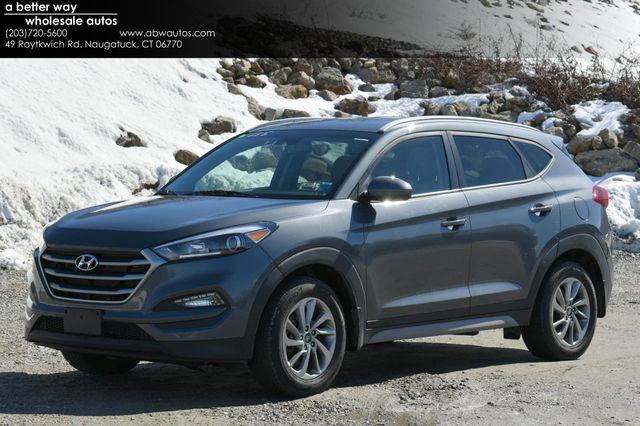 2018 Hyundai Tucson SEL Naugatuck, Connecticut