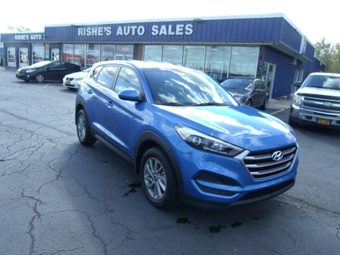 2018 Hyundai Tucson SE | Rishe's Import Center in Ogdensburg, New York