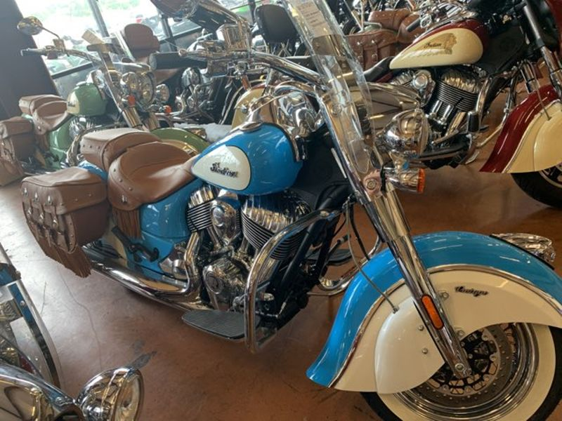 2018 Indian Motorcycle Chief Vintage   - John Gibson Auto Sales Hot Springs in Hot Springs Arkansas