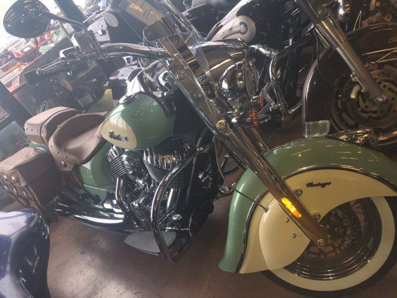 2018 Indian Motorcycle Chief Vintage  | Little Rock, AR | Great American Auto, LLC in Little Rock AR
