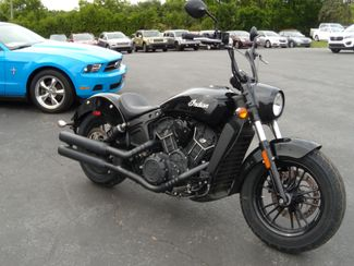 2018 Indian SCOUT 60 BLACK SCOUT 60 BLACK in Ephrata, PA 17522