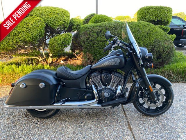 2018 Indian Springfield Dark Horse in McKinney, TX 75070
