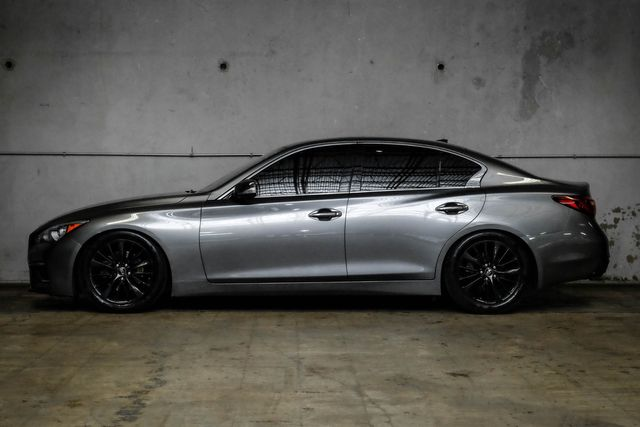 2018 Infiniti Q50 3.0t LUXE Down Pipes, Intakes, Tune, & Lowered in Addison, TX 75001