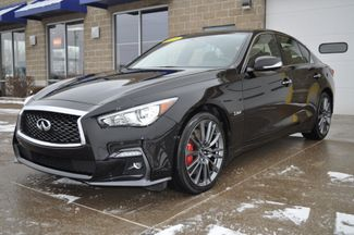 2018 Infiniti Q50 RED SPORT 400 in Bettendorf, Iowa 52722