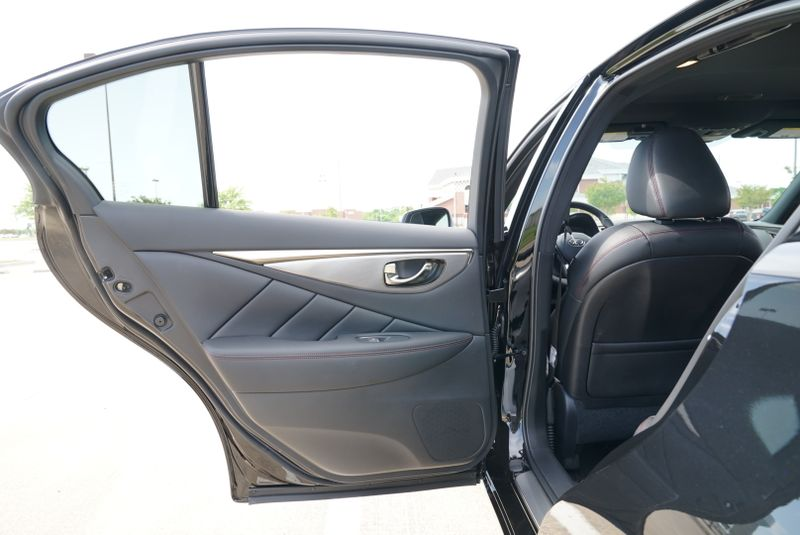 2018 Infiniti Q50 RED SPORT 400 ONLY 850 MILES in Rowlett, Texas