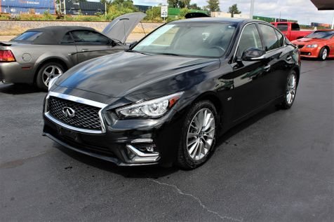 2018 Infiniti Q50 3.0t LUXE | Granite City, Illinois | MasterCars Company Inc. in Granite City, Illinois