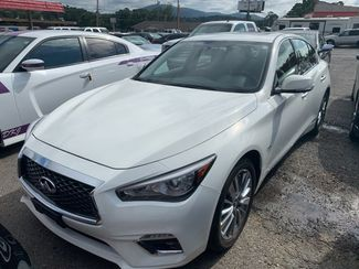 2018 Infiniti Q50 Luxe - John Gibson Auto Sales Hot Springs in Hot Springs Arkansas