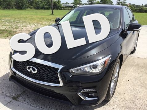 2018 Infiniti Q50 3.0t LUXE in Lake Charles, Louisiana
