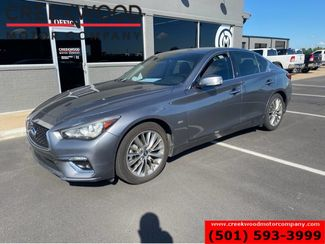 2018 Infiniti Q50 3.0t Turbo Luxury New Tires Leather Roof Low Miles in Searcy, AR 72143