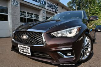 2018 Infiniti Q50 3.0t LUXE Waterbury, Connecticut 3