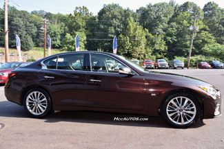 2018 Infiniti Q50 3.0t LUXE Waterbury, Connecticut 7