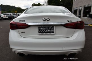 2018 Infiniti Q50 3.0t LUXE Waterbury, Connecticut 12