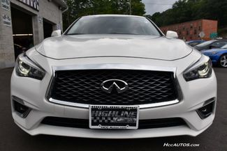 2018 Infiniti Q50 3.0t LUXE Waterbury, Connecticut 8